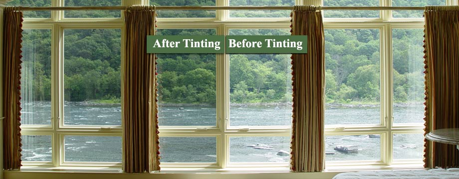 Residential Window Tinting: for your home